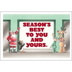 Season's Best To You
