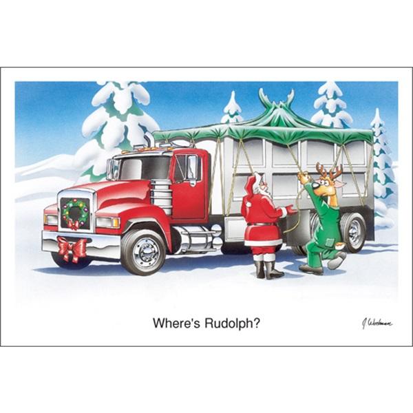 Where's Rudolph?