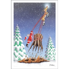 Rudolph Can Get The Stump Out