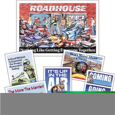 Motorcycle Assortment Cards