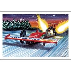Rudolph's Rocket