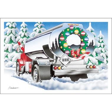 Ho Ho Ho Fuel Truck