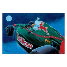 Red Nose's Indy Car