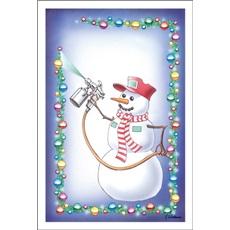 Snowman Has Swag