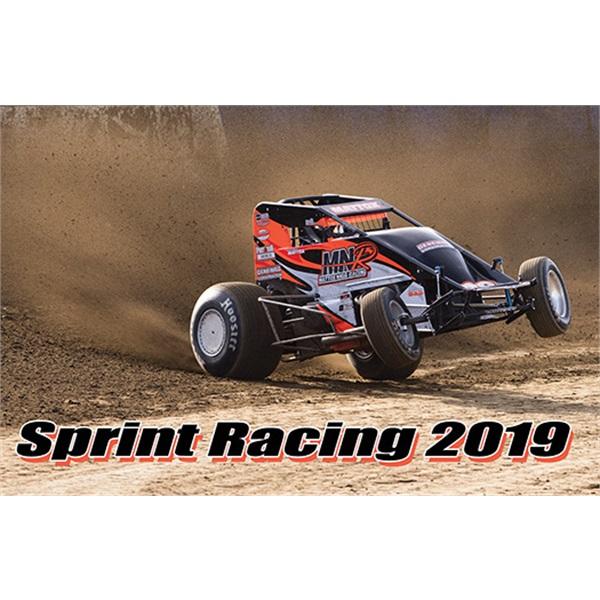 Sprint Racing 2019 Calendar