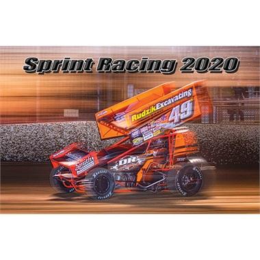 Sprint Racing 2020 Calendar