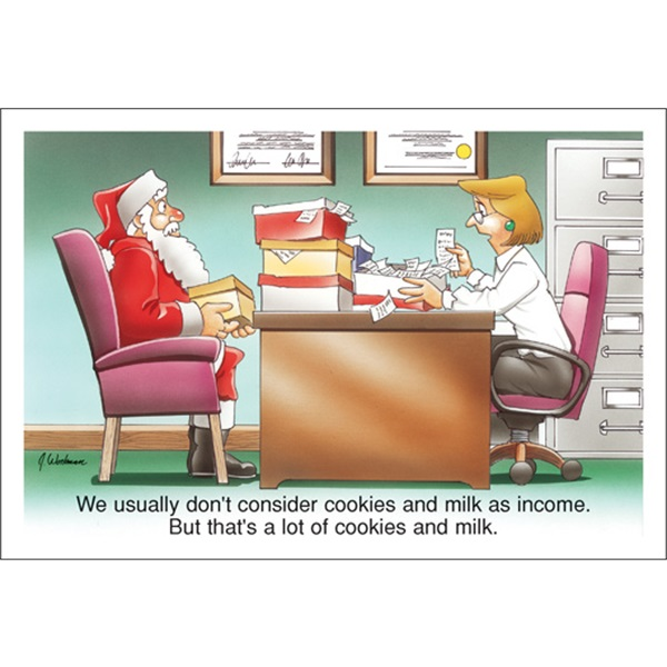 Cookies As Income?