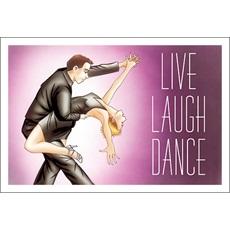 Live Laugh Dance