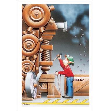 Wood Working Machine Shop