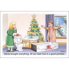 Santa Brought Everything