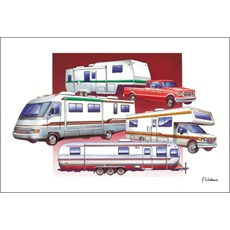 """RV, Motor Homes And Fifth Wheels"""