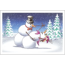 Snowman Dip